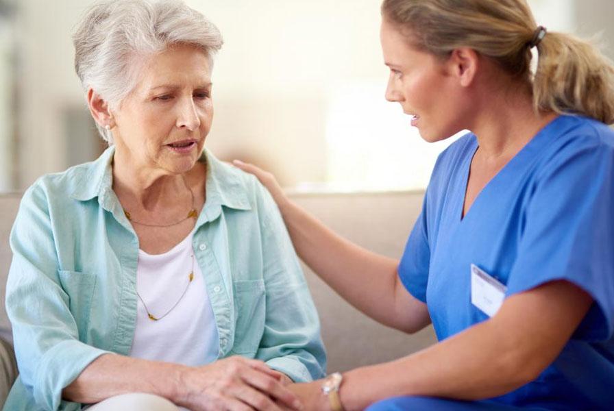 caregiver-giving-advise